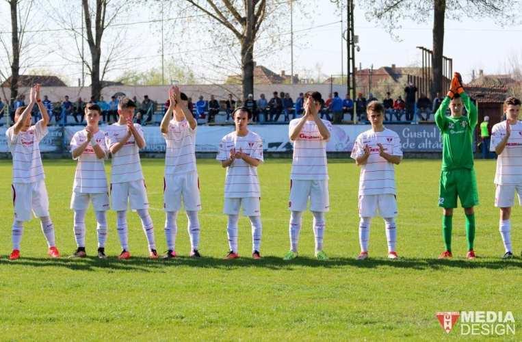 UTA Under 17, în 18 jucători la Mallnitz! Mijlocașul Merian - singura achiziție a lui Gaica