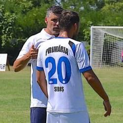 Șase goluri în amicalul Sebiș - Macea, Chița nu a contat pe trei dintre jucătorii argeșeni