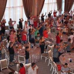 450 din cele 2000 de locuri de la Șiria, ocupate de abonații UTA-ei