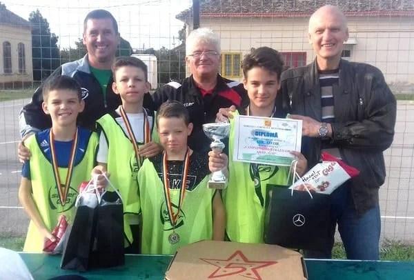 """Copiii de pe """"Izvorul"""", primii câștigători ai """"Campionatului străzilor din Arad"""""""