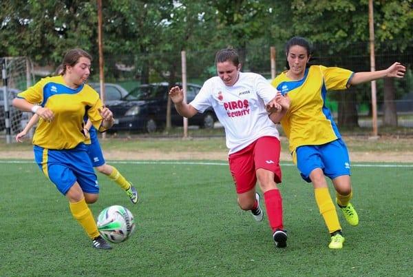 Dezechilibru în derby-ul județean la fotbal feminin: Piroș Security - CS Ineu 15-1