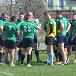 Prima victorie s-a conturat la ultima fază: CS Universitatea Arad - Bucovina Suceava  21-19