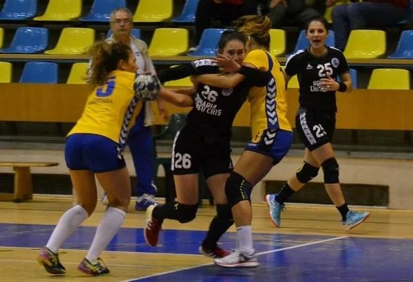 Vecinele s-au desprins pe final: CSU de Vest Timișoara - Crișul Chișineu Criș 32-26