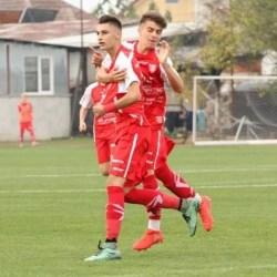 Când și arbitrii rămân impresionați: CS U Craiova - UTA Under 17 3-3