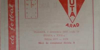 Livetext, ora 11.00: UTA – FC Argeș