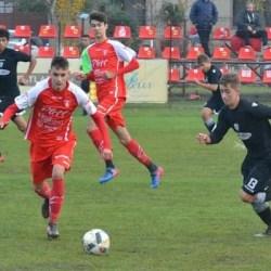 """O """"manita"""" și la Under 17, în Cupă: UTA - ACS Poli  5-0"""