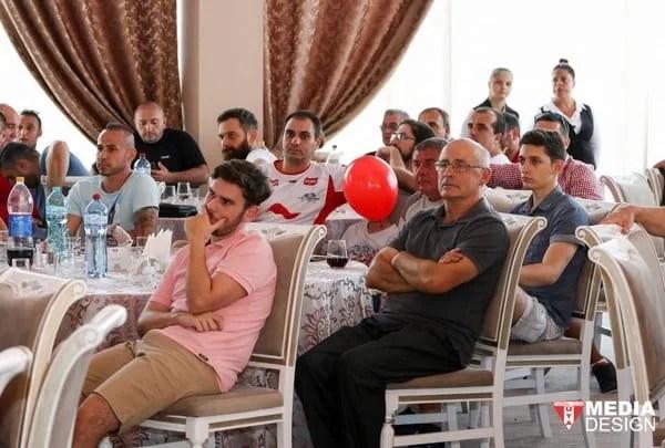 """""""Ultima etapă a anului"""", la Hotel Subcetate: Participă abonații clubului, conducătorii și antrenorii UTA-ei"""