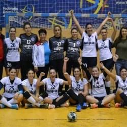 Victorie convingătoare la final de an: Crișul Chișineu Criș - Național Râmnicu Vâlcea  31-27. Cherecheș noua antrenoare - jucătoare!