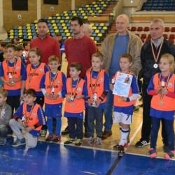 """Liceul Tehnologic """"Ștefan Hell"""" Sântana a câștigat prima ediție a """"Nicholas Indoor Cup"""""""