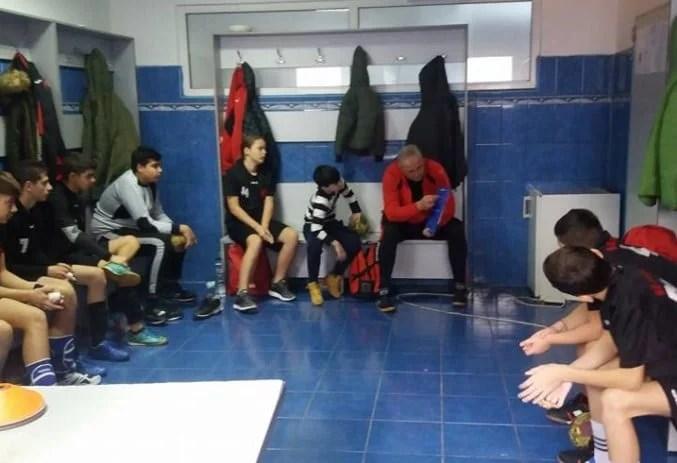 De joi până duminică, juniorii de la HC Beldiman și Unirea Sîntana apără onoarea județului Arad la turneul de handbal de la Polivalentă