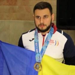 Captari a fost desemnat halterofilul român al anului 2017