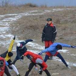 Debut de cantonament utist cu trei antrenamente de peste 5 ore, Tisza - implicat în toate