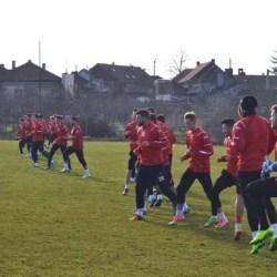 28 de fotbaliști la reunirea UTA-ei: Bodea, Buia, Petra și David Popa - cele mai importante nume la capitolul noutăți