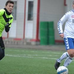 Calculele au ieșit în ultimele 10 minute: Victoria Zăbrani - Crișul Chișineu-Criș 0-2