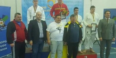 """""""Naționalele"""" de cadeți de la Arad s-au încheiat cu medalie de aur pentru David Nagy: """"Munca depusă în ultima vreme și-a spus cuvântul"""""""