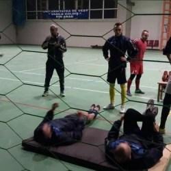 Campionatul județean de futsal: Weekendul aduce în prim plan turneele zonale de la Curtici și Macea