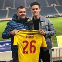Man a debutat în tricoul naționalei mari, se activează clauza de 100 de mii de euro între UTA și FCSB?