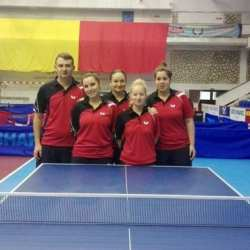 Regal de tenis de masă, cu semifinală de Superligă la Arad!