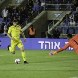 """Arădeanul Țucudean a adus victoria """"tricolorilor"""" în Israel, Man și-a amânat debutul"""