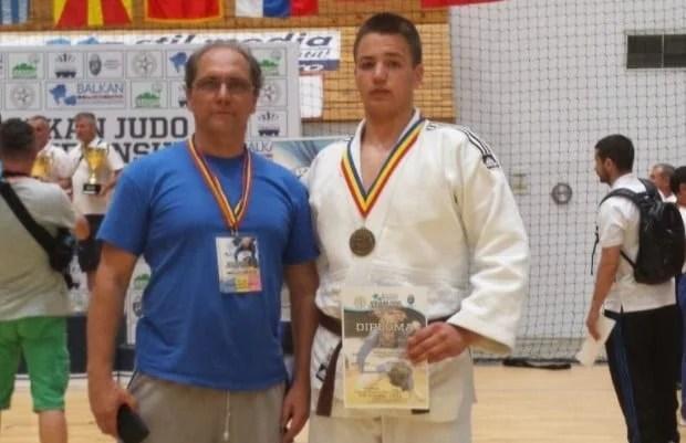 Judoka Marc Boldiș e campion național de juniori I, Nagy și  Bogoș - medaliați cu bronz