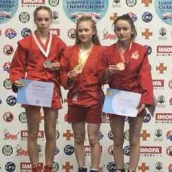Bronz pentru Bleicziffer și Dragomir la europenele de sambo pentru juniori și tineret