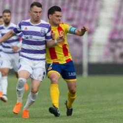 Liga a II-a, etapa a 37-a: Poli câștigă derby-ul Timișoarei, iar Clinceni pe cel al ilfovenilor