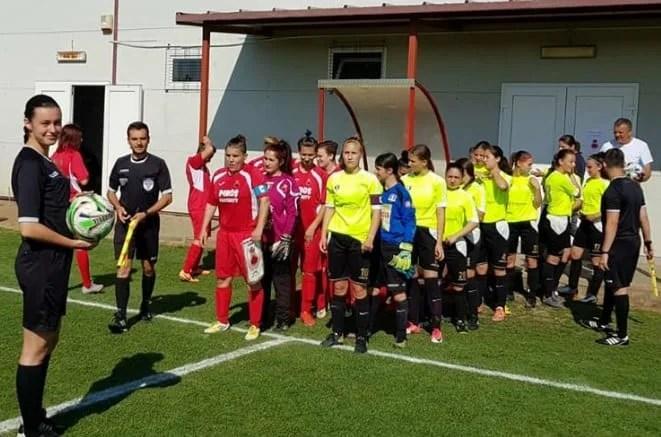 Pas hotărât în semifinalele Cupei României: AC Piroș Security - Navobi Iași 7-1