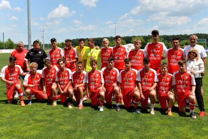 Bronz național la Under 17: UTA - Sporting Juniorul Vaslui 1-0