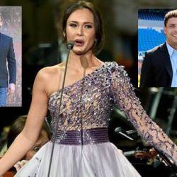 """Robbie Williams, brazilianul Ronaldo și o soprană locală încălzesc atmosfera în deschiderea """"mondialelor"""" din Rusia"""
