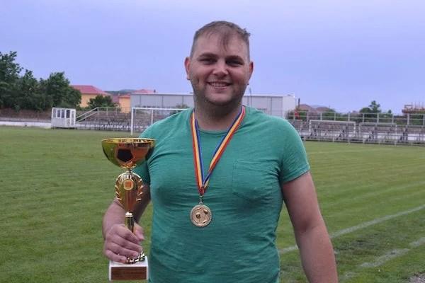"""Soltesz, eroul Zăbraniului în finala Cupei: """"Băieții mi-au ușurat misiunea în poartă, sper ca Damian să fie mândru de mine de acolo, de Sus"""""""