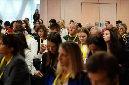 Vilniaus kolegijos komanda EuEverydaySport konferencijoje2