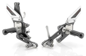 Rizoma EVO Rearsets for BMW K1300R