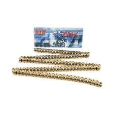 DID 530 ZVM-X Gold/Gold X-Ring Chain