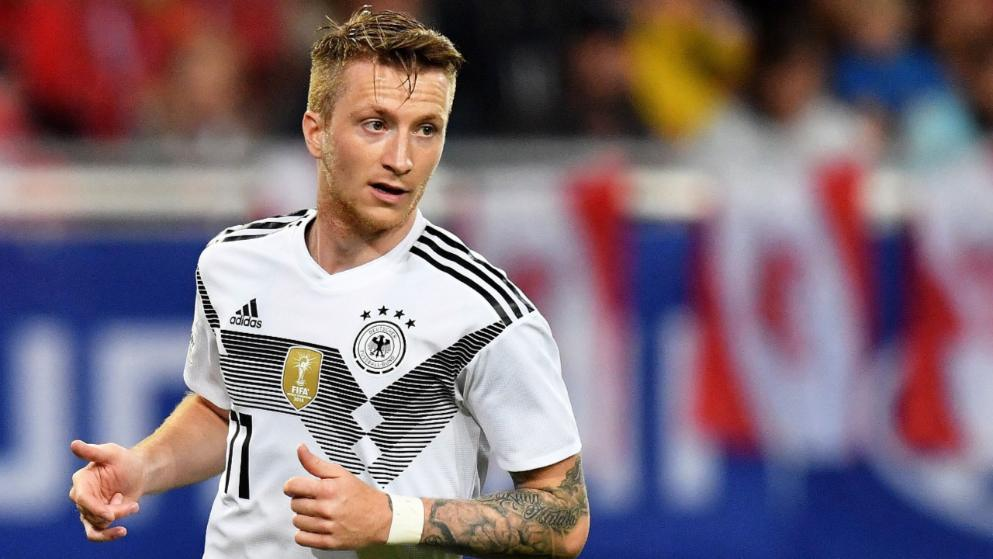 Image result for marco reus 2018 dfb