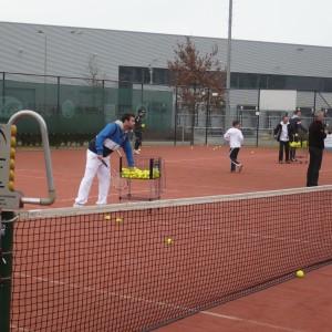 Tennisclinic Sportboekingen