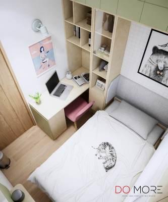 ตู้ข้างเตียง รุ่น Magic