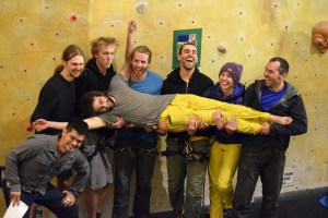 Climbers Boot Camp @ Gravity Worx