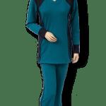 Baju Sukan/Senam (Pakaian Olahraga) Muslimah GM-05
