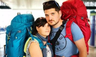 Bruna e Thomas, il giro del mondo alla ricerca della felicità (con pochi euro)