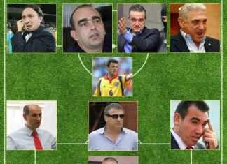 Jail Football Team, o echipa 100 la 100 romaneasca