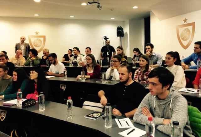 sports business academy workshop 1