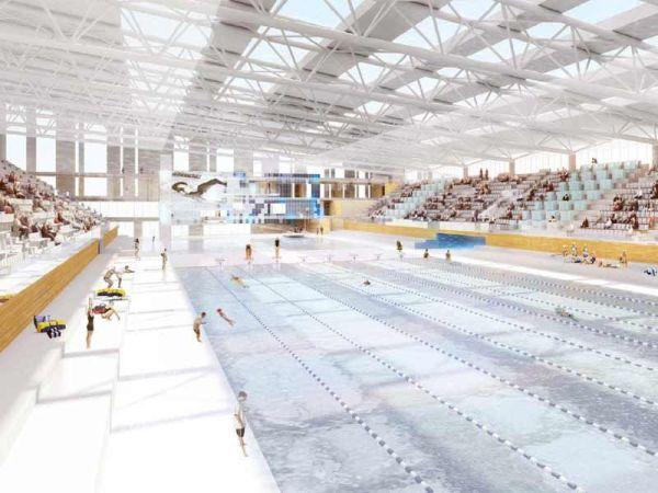 Centre Aquatique Olympique 2