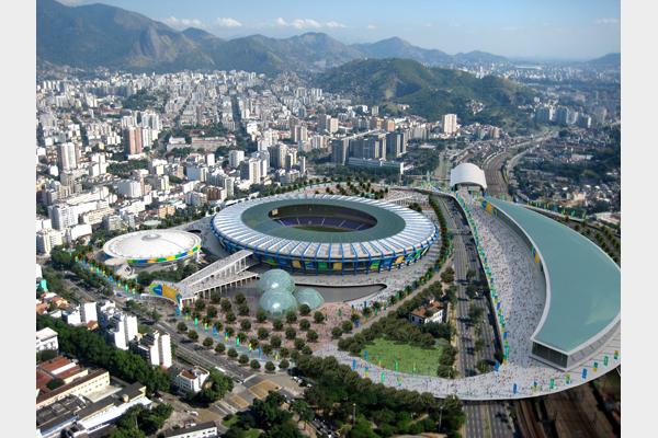 Rio - Stade Maracana