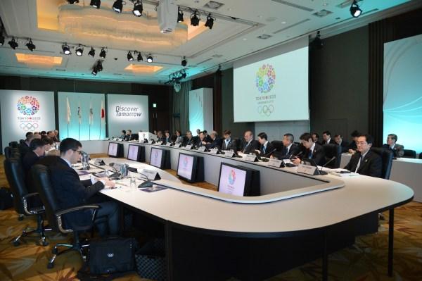 Commission d'évaluation du CIO - Tokyo 2020 - 05 mars 2013