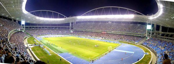 Stade Joao Havelange - Rio de Janeiro