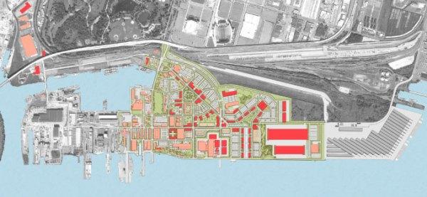 Navy Yard - Philadelphie