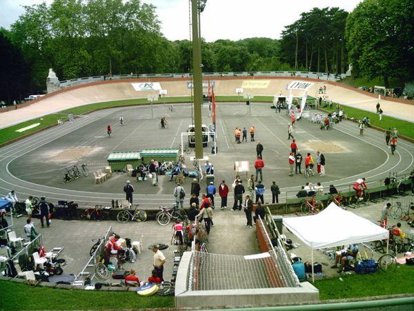 Vélodrome du Parc de la Tête d'Or - Lyon