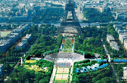 Paris 2012 - beach volley