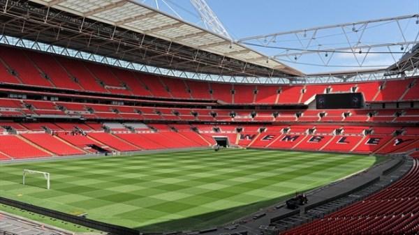 Wembley - vue intérieure