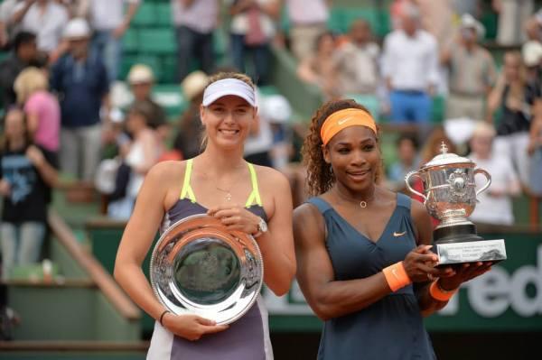 Finales Dames - Roland Garros 2013